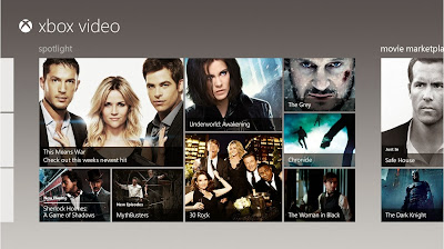 Xbox Video - Streaming de Microsoft