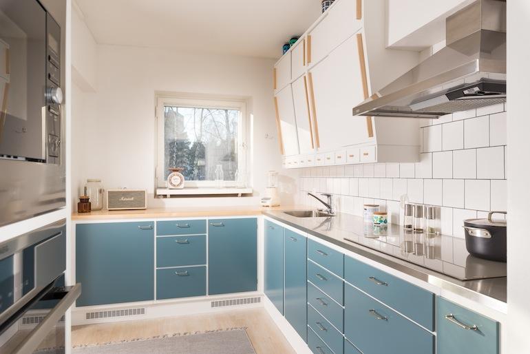 Meidän uusi suomalainen 50 luvun keittiö  Lähiömutsi