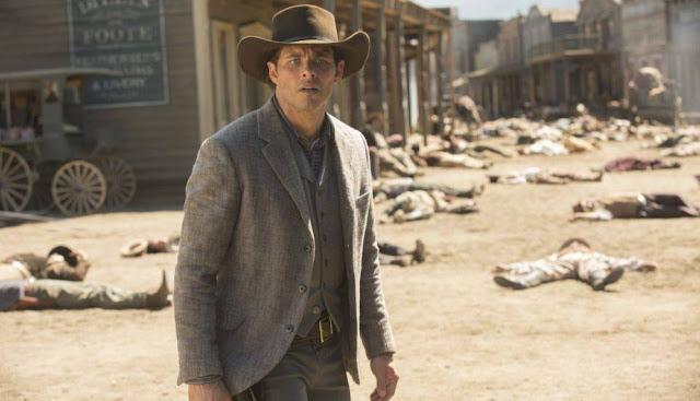 Season finale 1x10 de 'Westworld'