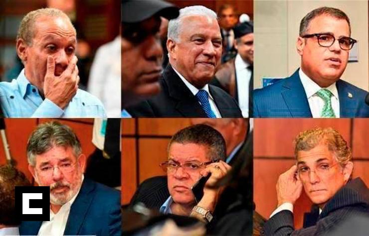 Declaran inadmisibles recursos de apelación a imputados en caso Odebrecht