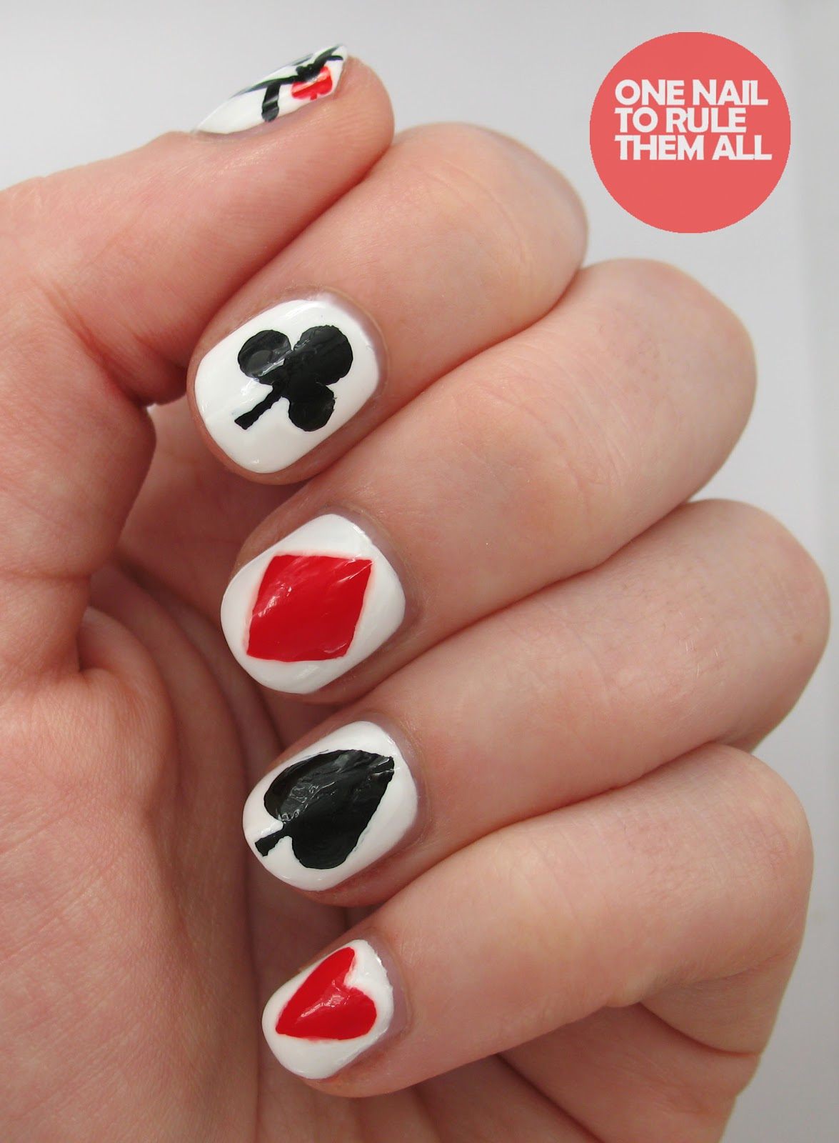 One Nail To Rule Them All: Poker Anyone?
