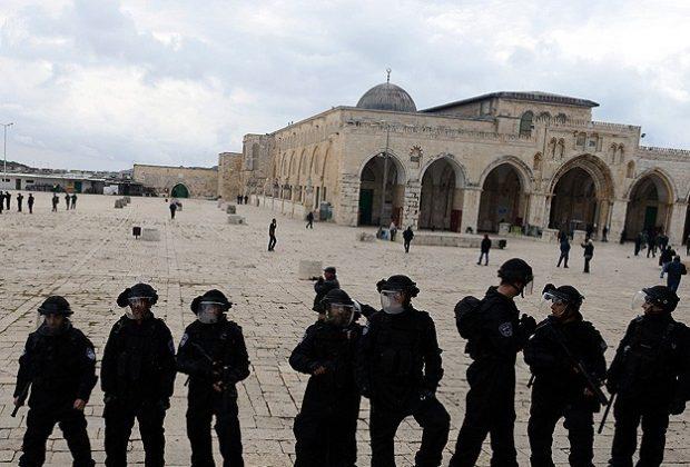 Israel Tangkap Pejabat Organisasi Pengelola Masjid Al-Aqsha