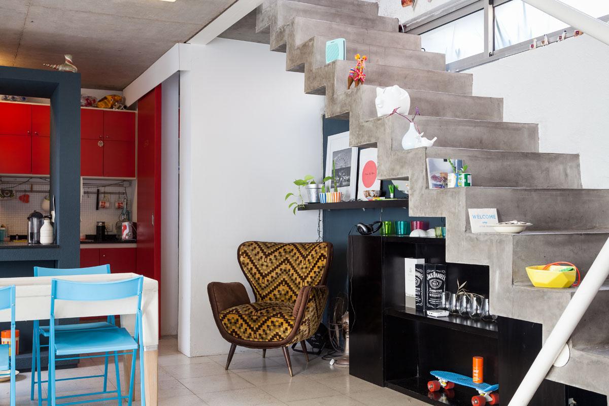 os enseo las fotos de las escaleras exteriores e interiores que ms me han gustado de casa chaucha