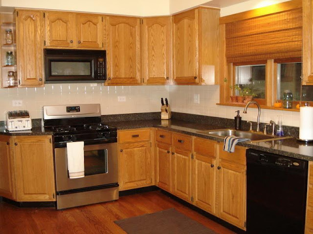 Wood kitchen styles with modern appliances and warm colors Wood kitchen styles with modern appliances and warm colors 5889bac52e4bb76c0dcbfaf4cdcf5798