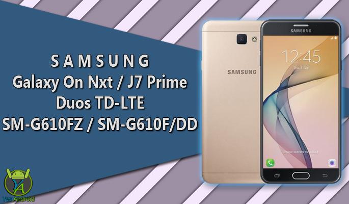 Samsung Galaxy On Nxt Duos/ J7 Prime TD-LTE SM-G610FZ / SM-G610F/DD Specs Datasheet