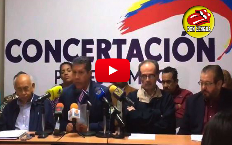 Henri Falcón participará en las elecciones fraudulentas de diciembre convocadas por Tibisay