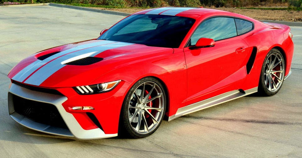 ZeroTo60 Mustang GTT Wants To Look Like A Ford GT, Does It Though?