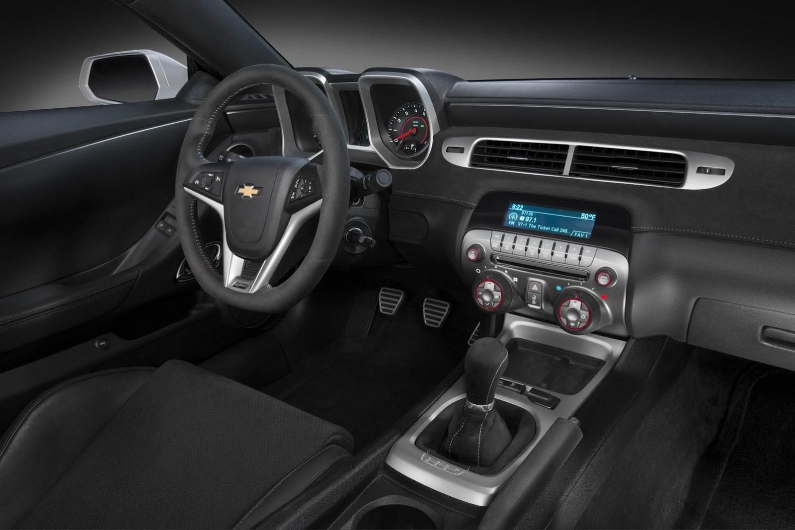 Novo Camaro 2014 Fotos V Deo Detalhes E Especifica Es Car Blog Br