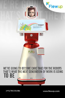 We're Going To Become Care Takers of Robots That's What The Next Generation Of Work Is Going To Be