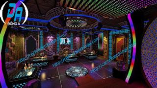 thiet ke phong karaoke
