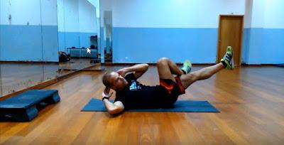 Six Pack Workout - RCT Training - runcrosstrail - Nuno Gonçalves