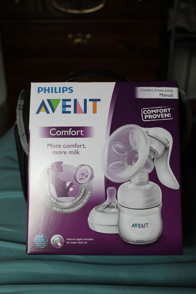 Get The Best With The Philips Avent Comfort Manual Breast Pump