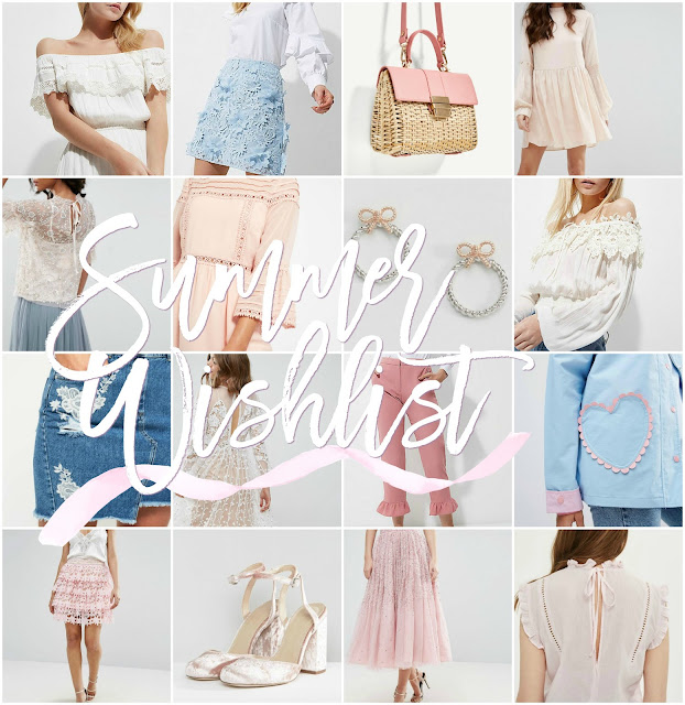 Summer Wardrobe Wishlist | Love, Catherine