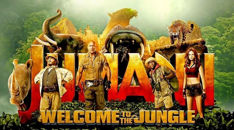 Jumanji - Bem-Vindo à Selva Torrent