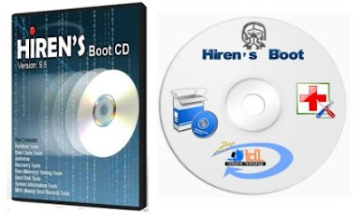Hiren's Boot CD Tool Wajib Tekhnisi Komputer dan Tipsnya