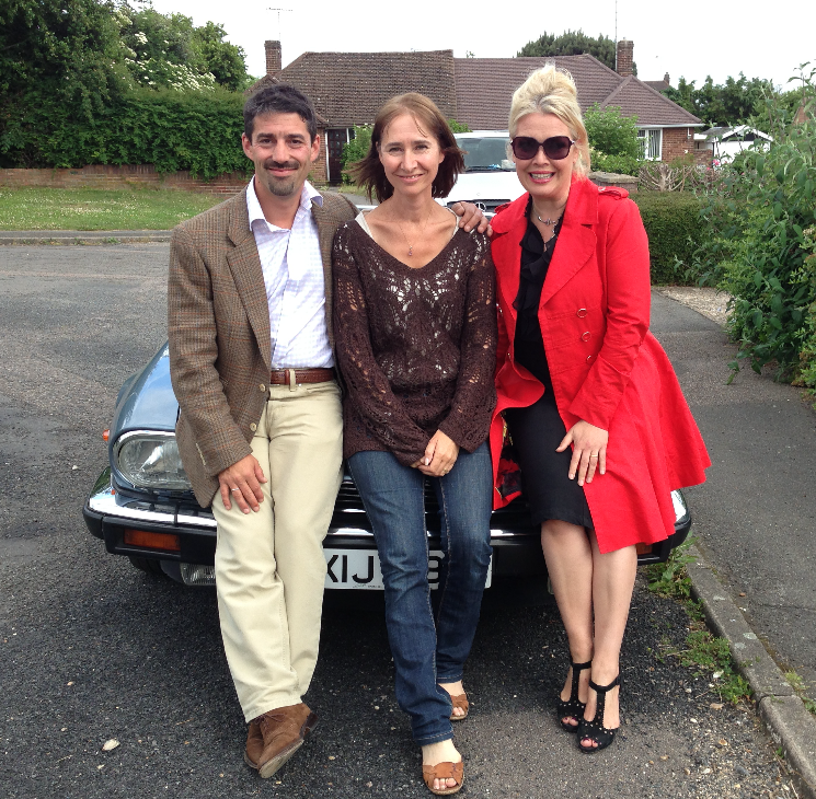 Celebrity Antiques Road Trip (TV Series 2011– ) - Full ...