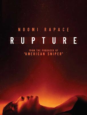 Poster oficial de Rupture 2016