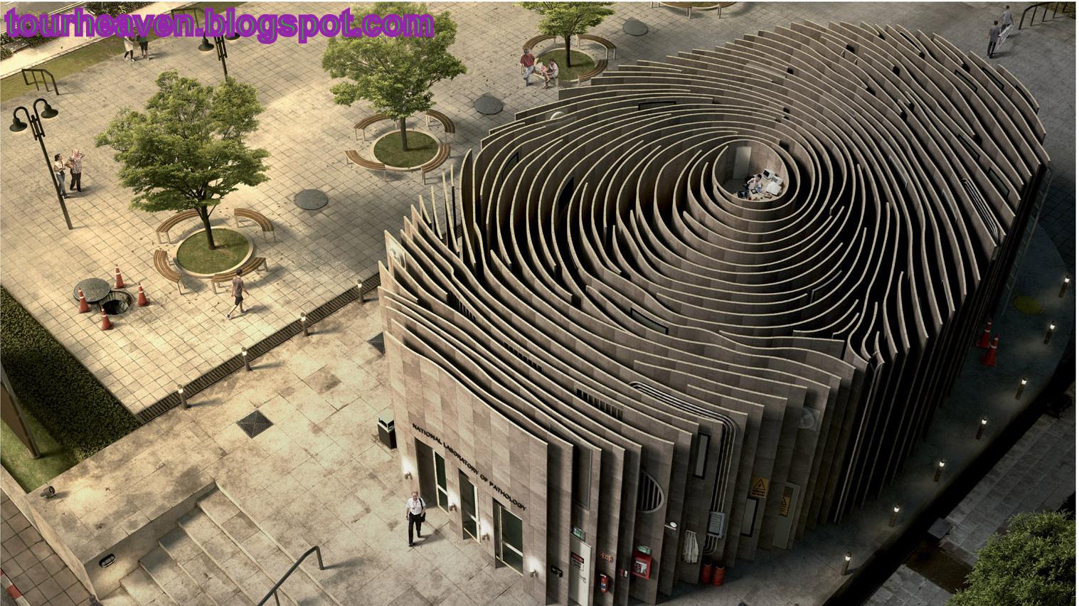Unbelievable and Amazing Fingerprint Building Thailand