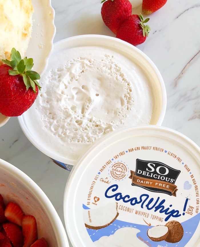 So Delicious Coco Whip, dairy-free