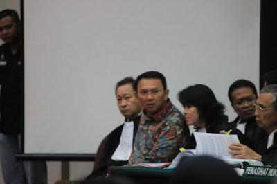 Ahok Hadirkan Saksi MUI, Pengacara GNPF-MUI: Jilat Ludah Sendiri