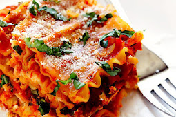 Easy Slow Cooker Lasagna