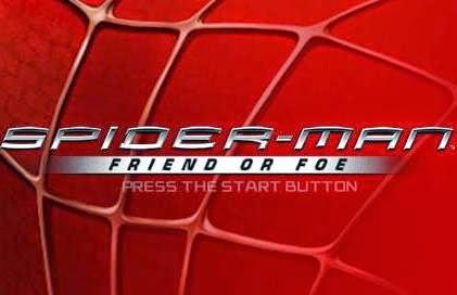 Spider Man Friend or Foe Free Download Games