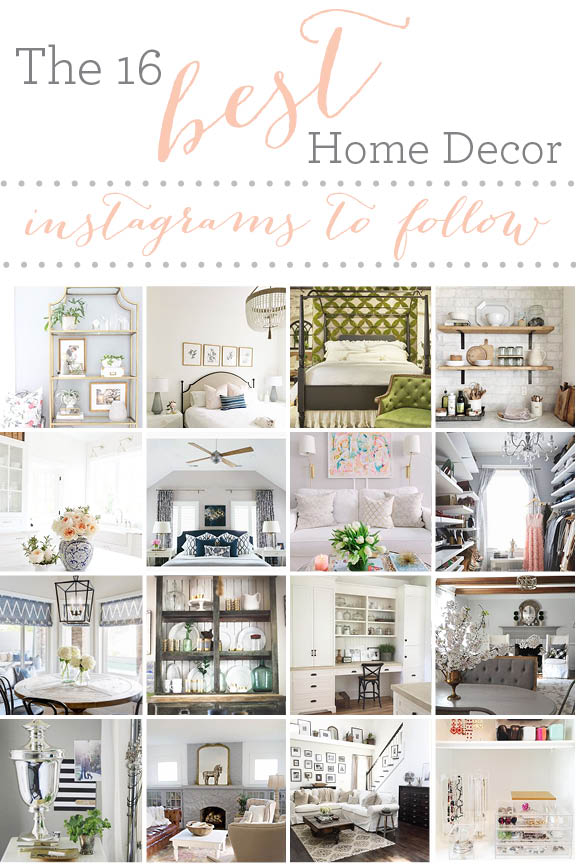 12th and white the 16 best home decor instagrams to follow ForBest Home Decor Instagrams To Follow