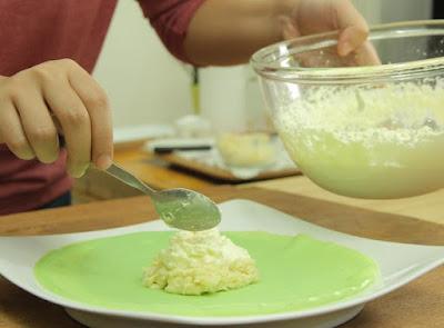 Resepi Membuat Pancake Durian