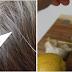 Elimina canas y recupera tu color con este sencillo truco