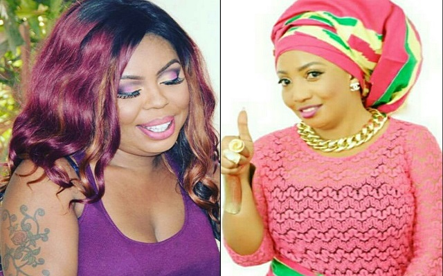 Afia Schwarzenegger married a fellow woman as husband – Diamond Appiah