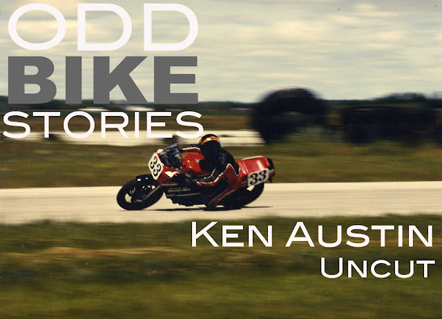 OddBike Stories - Ken Austin, Uncut