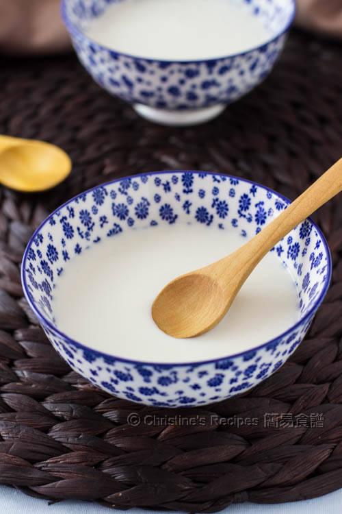 蛋白杏仁糊 Almond Dessert01