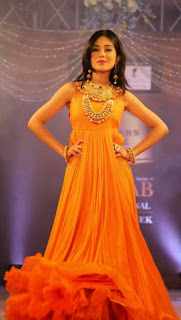 Amrita Rao as Show Stopper