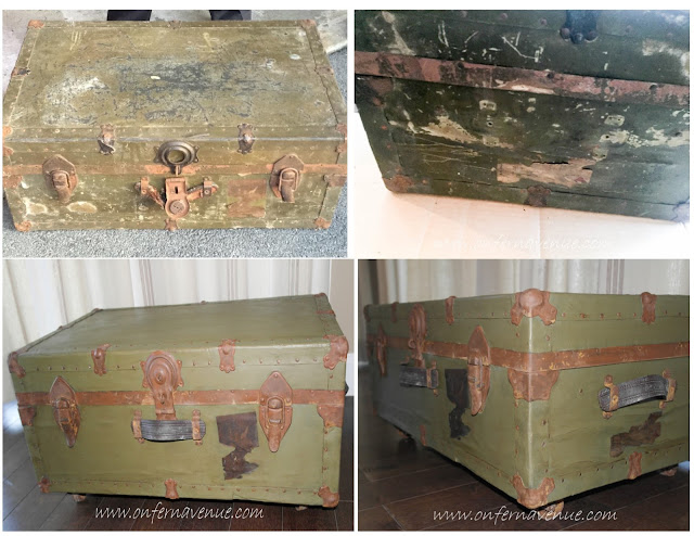Navy_Trunk_Makeover_Before_and_After
