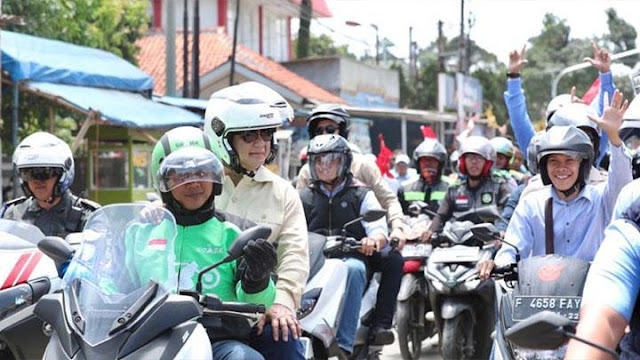 Pidato di Pengajian Tafsir Al Qur'an di Solo, Prabowo: Saya Grogi