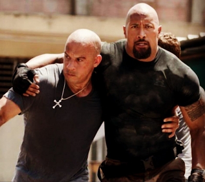 Vin Diesel weighs in on the next Fast & Furious movie...seems to support The Rock