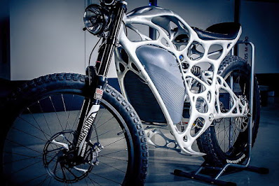 APWORKS The aerospace-motorcycle