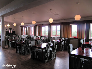Hotel Hekla. Restaurante