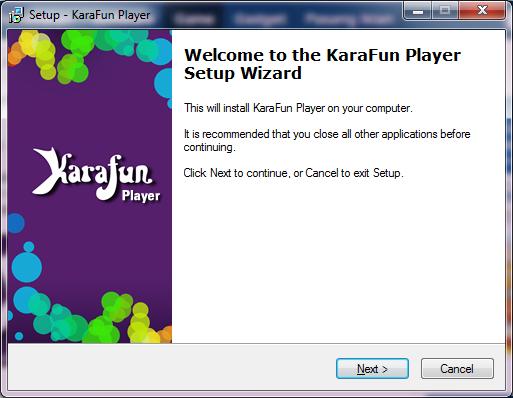 karafun player 1.20