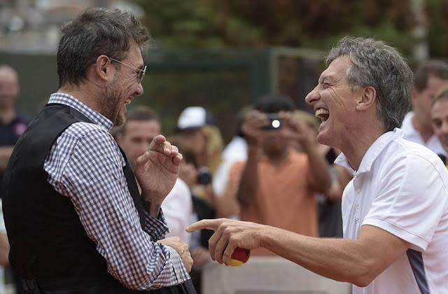 A propósito de los improperios de Gámez destinados a Macri