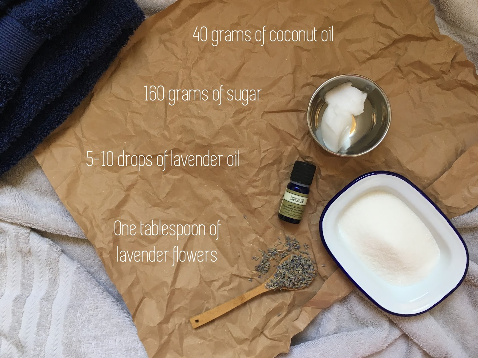 Tutorial The Ultimate Lavender Milk And Honey Pedicure Sugar Scrub Oil Is Well Known For Its Calming Relaxing Properties So It Features In Both Soak Recipes A Gentle Exfoliator