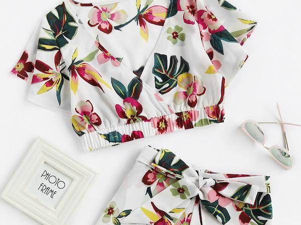 June Wishlist | Matching Sets, Flowy Dresses, and Sleek Bikinis