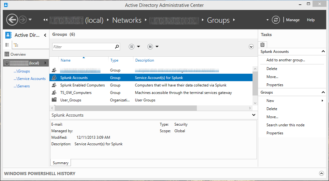itToby: Monitoring Windows: Granular Service Rights in an Enterprise