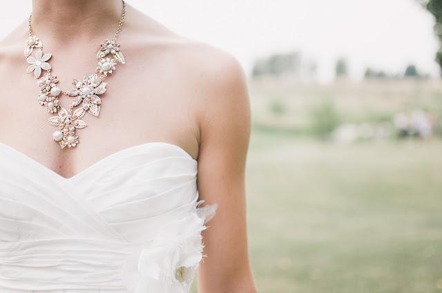 Jaką biżuterię na ślub wybrać?