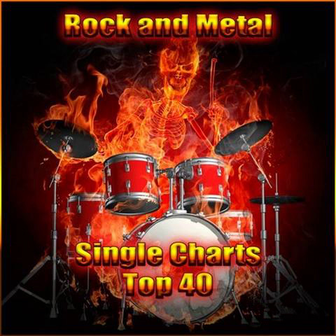 Download [Mp3]-[Hit Music] รวมเพลงสากลร็อคสุดมันส์ กับ VA – Top 40 Rock & Metal Single Charts 30 September 2016 4shared By Pleng-mun.com