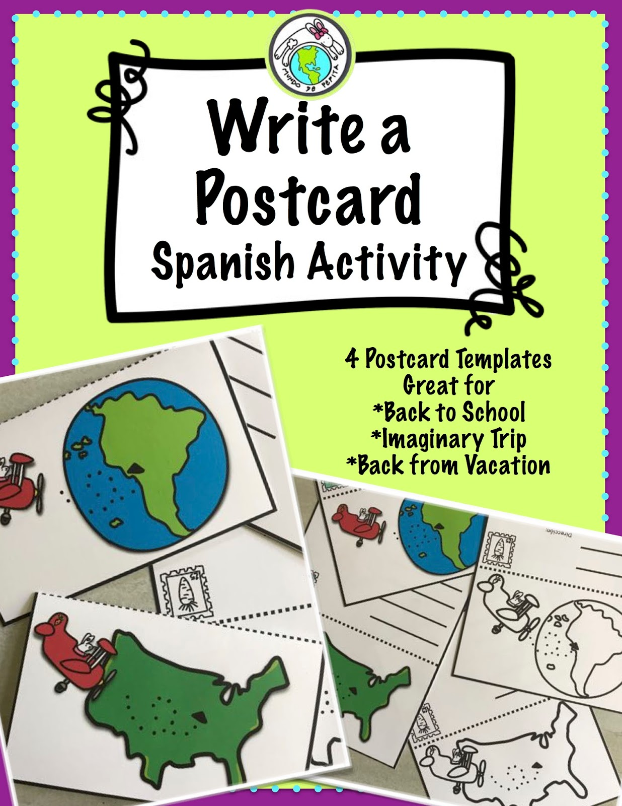 Where Did You Go Fun Back To School Activity For World Language Classes