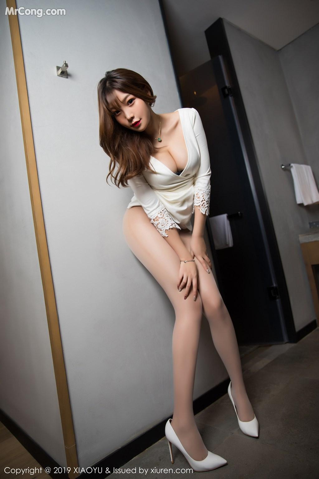 Image XiaoYu-Vol.110-Booty-Zhizhi-MrCong.com-004 in post XiaoYu Vol.110: Booty (芝芝) (74 ảnh)