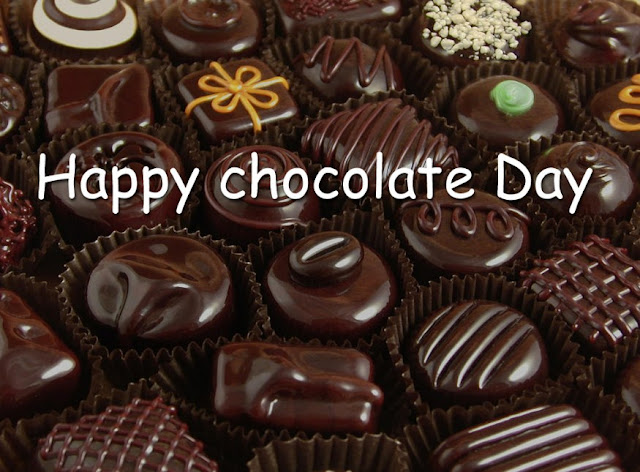 latest chocolate day sms