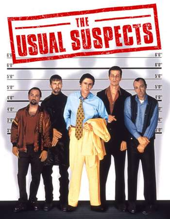 The Usual Suspects 1995 Dual Audio 300MB BRRip 480p ESubs