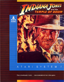 Indiana Jones and the Temple of Doom Videojuego
